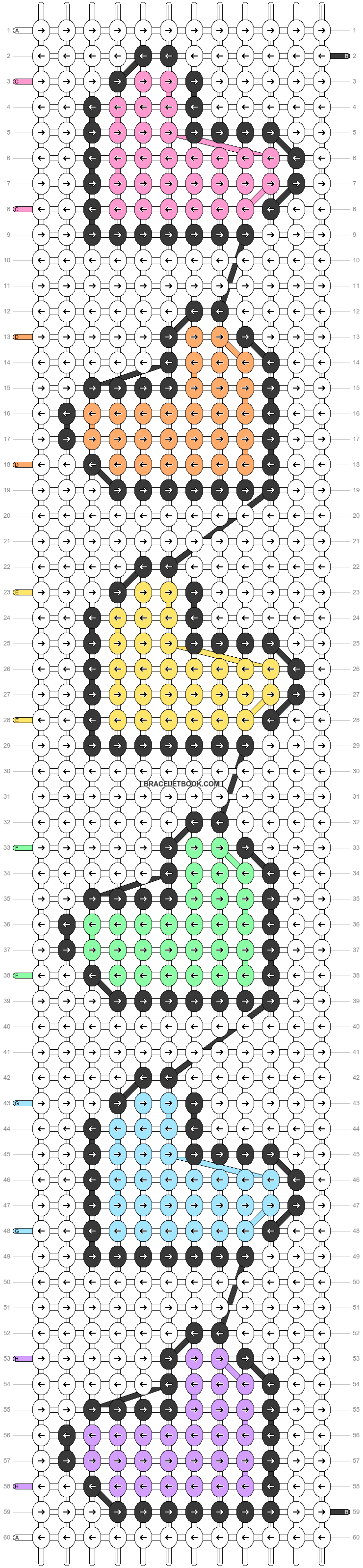 Alpha pattern #73365 pattern