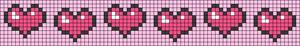 Alpha pattern #73366