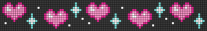 Alpha pattern #73368
