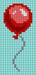 Alpha pattern #73374