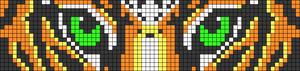Alpha pattern #73379