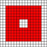 Alpha pattern #73383