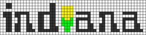 Alpha pattern #73398