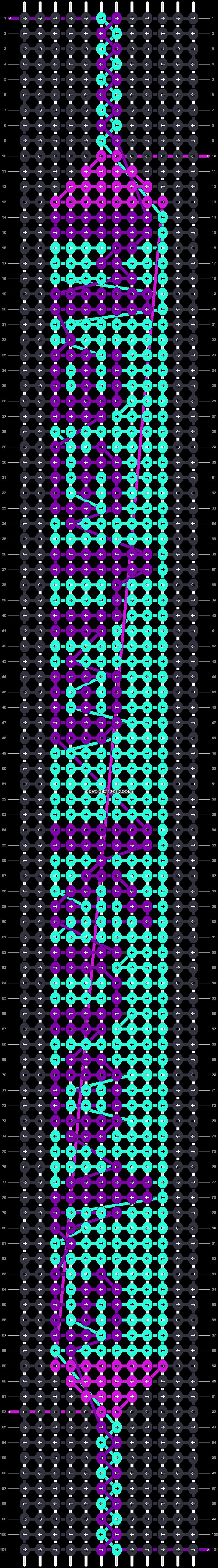 Alpha pattern #73399 pattern