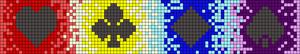 Alpha pattern #73400