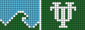 Alpha pattern #73409