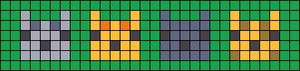 Alpha pattern #73418