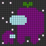 Alpha pattern #73431