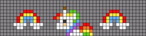 Alpha pattern #73443