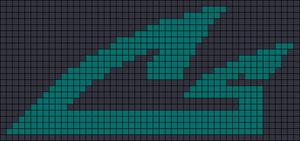 Alpha pattern #73447