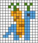 Alpha pattern #73449
