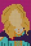 Alpha pattern #73452