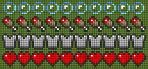 Alpha pattern #73456