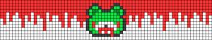 Alpha pattern #73457