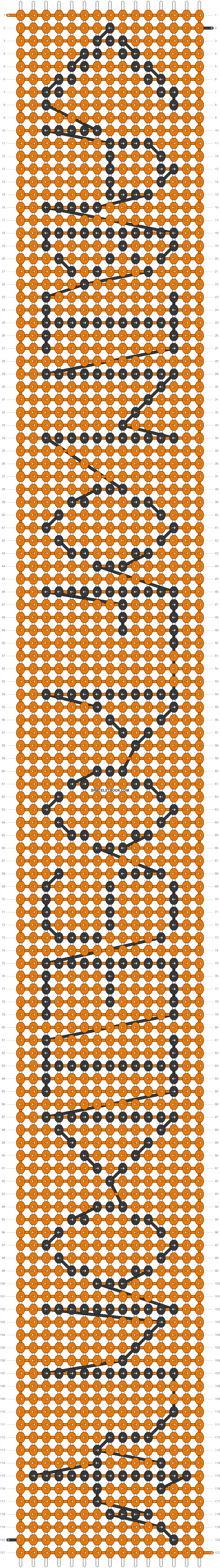 Alpha pattern #73473 pattern