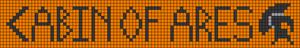 Alpha pattern #73474