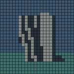 Alpha pattern #73492