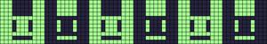 Alpha pattern #73497