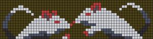 Alpha pattern #73500