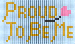 Alpha pattern #73519