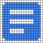 Alpha pattern #73520