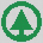 Alpha pattern #73521