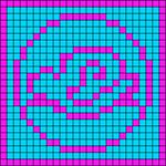 Alpha pattern #73534
