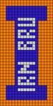 Alpha pattern #73535