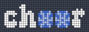 Alpha pattern #73540