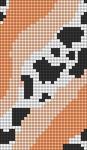 Alpha pattern #73542