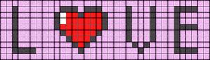 Alpha pattern #73562