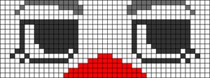 Alpha pattern #73564