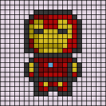 Alpha pattern #73565