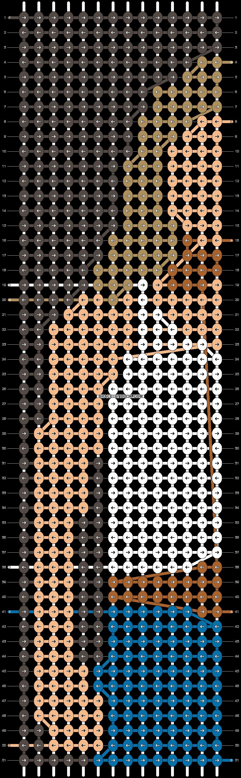 Alpha pattern #73568 pattern