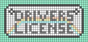 Alpha pattern #73571