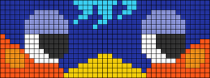 Alpha pattern #73572