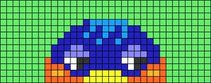 Alpha pattern #73573