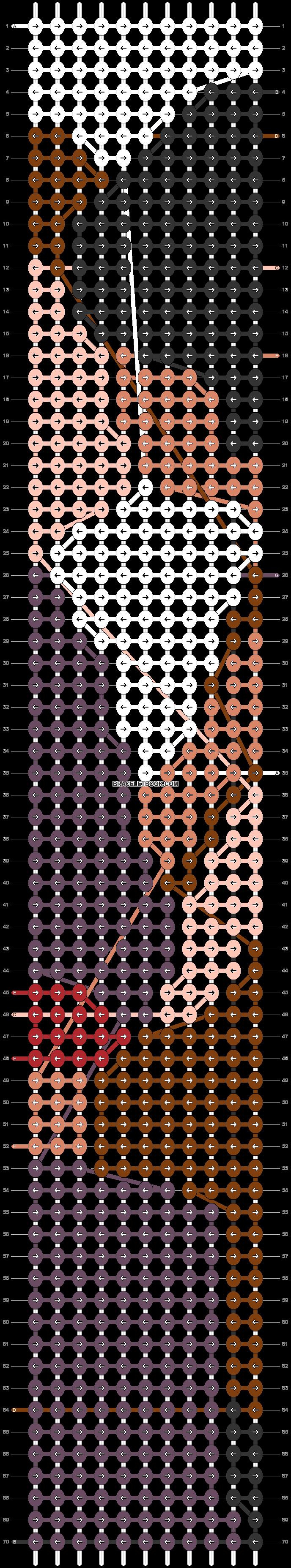 Alpha pattern #73575 pattern