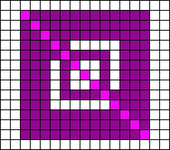 Alpha pattern #73578
