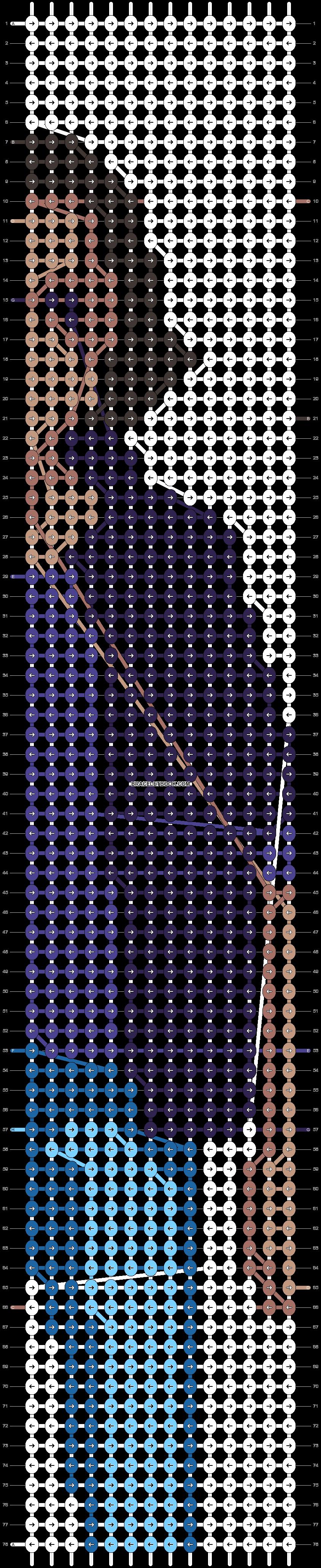 Alpha pattern #73582 pattern