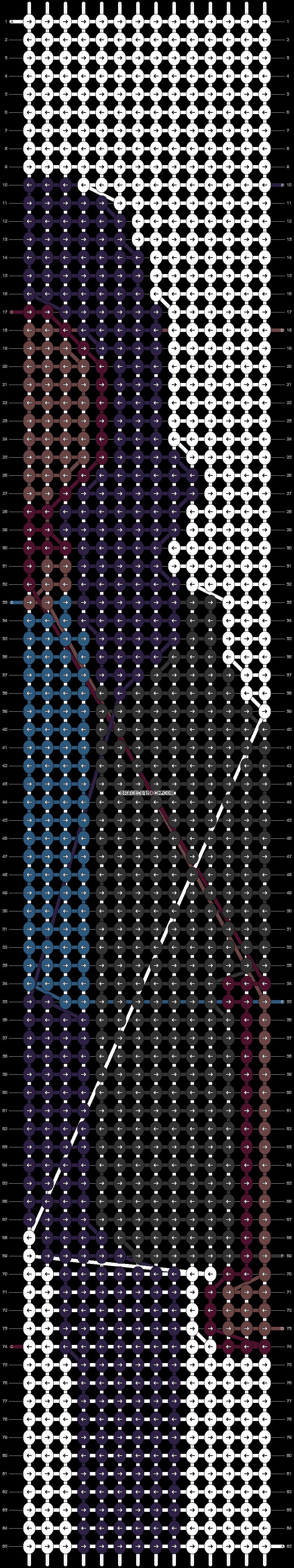Alpha pattern #73586 pattern