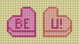 Alpha pattern #73607