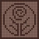 Alpha pattern #73609