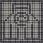 Alpha pattern #73610