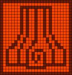 Alpha pattern #73611