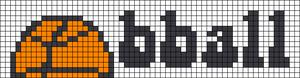 Alpha pattern #73631