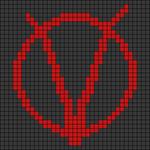 Alpha pattern #73652
