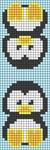 Alpha pattern #73676