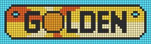Alpha pattern #73678