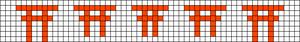 Alpha pattern #73689